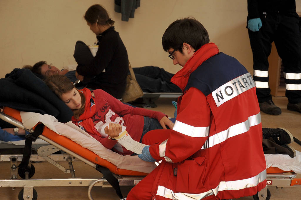 Katastrophenschutz%c3%bcbung krankenhaus grimma  2012 %284%29
