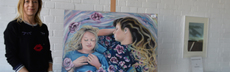 24 sweet dreams  %c3%96l auf leinwand  hilke jantzen  pastow