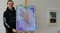 418 liebesbrief  leinwand  leon sickel  rostock