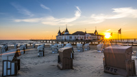 Usedom tourismus gmbh ahlbecker strand