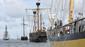 01 ausfahrt der schiffe c hanse sail rostock