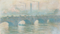 3 monet waterloo bridge