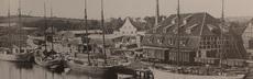 Westufer um 1900