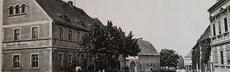 Stadthaus um 1900