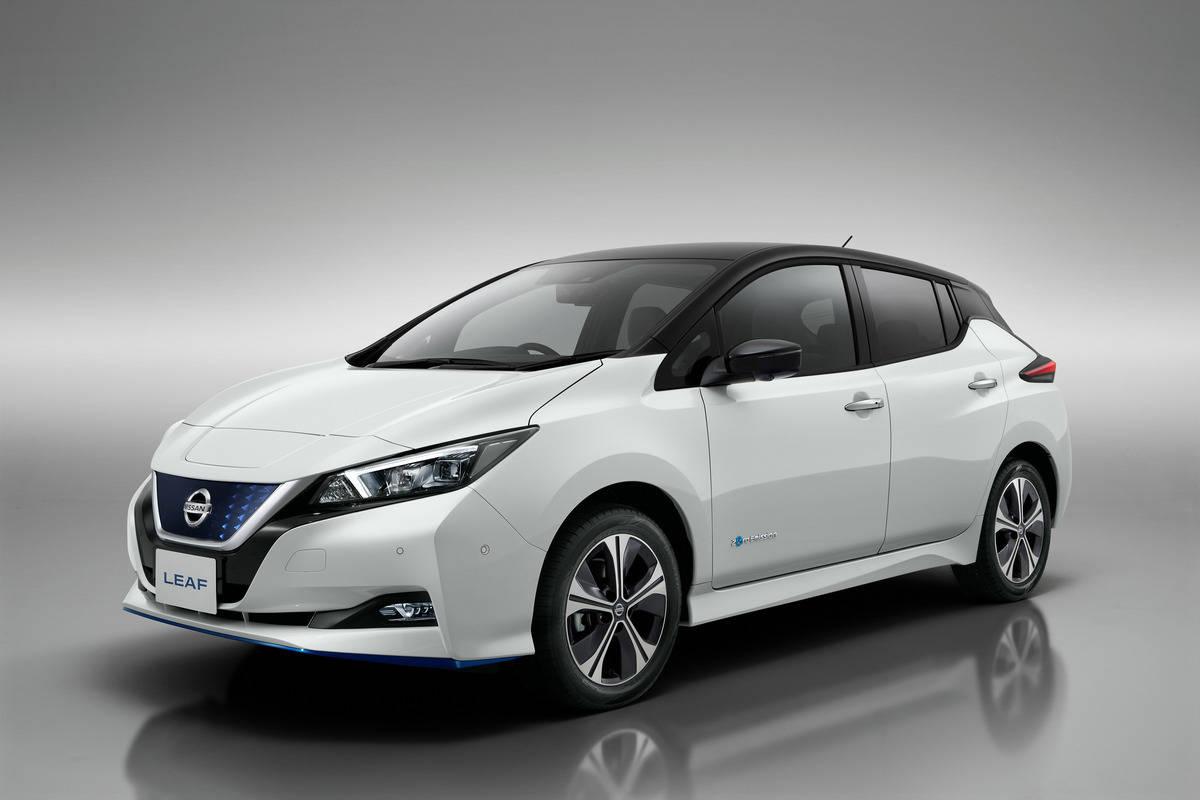 Nissan leaf thalmann
