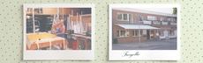 Polaroid collage