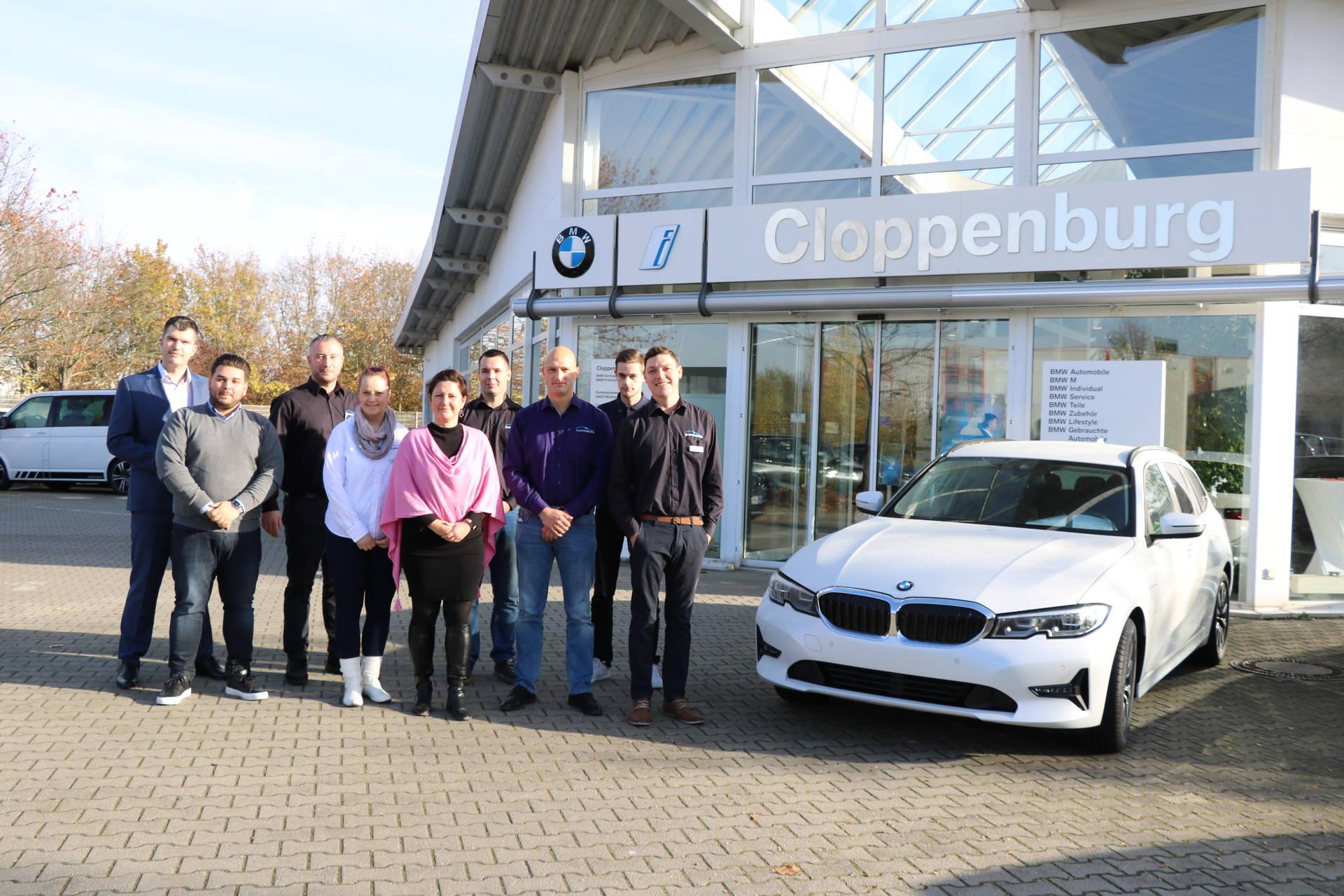 Bmw cloppenburg team