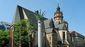 Nikolaikirche und nikolaisaeule andreas schmidt leipzig